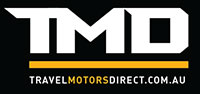 Travel Motors Direct Logo